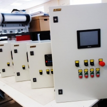 """Automated technological process control system  for water treatment unit """"Impulse -50-1/50"""""""